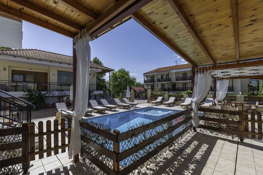 Executive Studio, Porto Marina Studios Golden beach Thassos apartments rooms studios